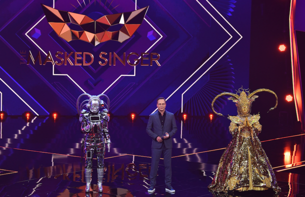 The Masked Singer ©ProSieben/Willi Weber