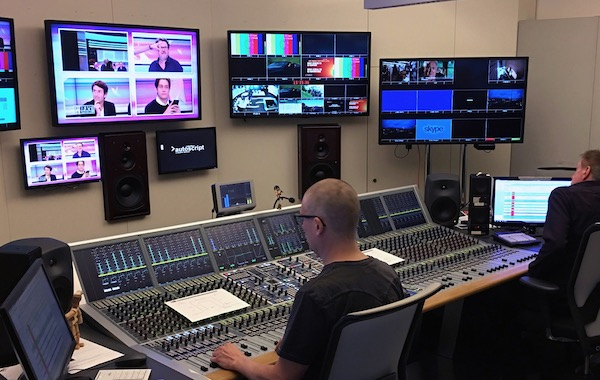 Stage Tec-Upgrade bei RTBF