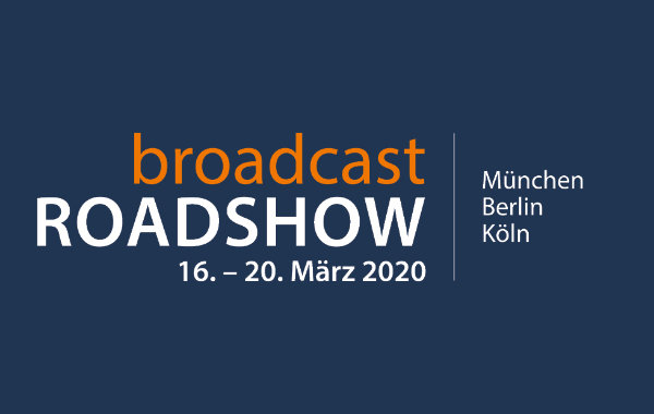 Broadcast Solutions Roadshow