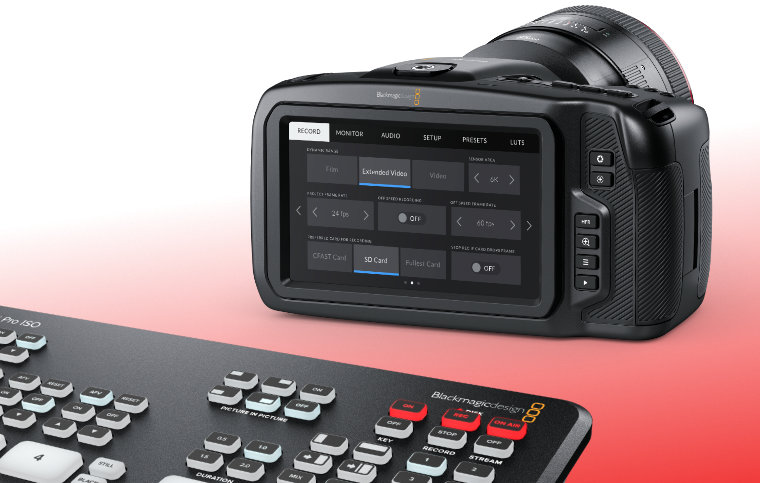Emmy Remote-Produktion aus Kalifornien mit Blackmagic Design