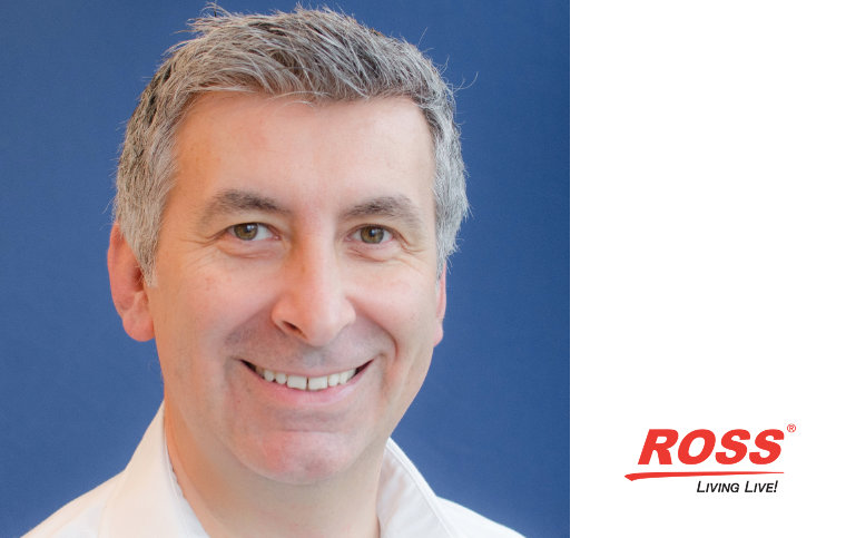 Mark Gardner neuer Sales Director bei Ross Video