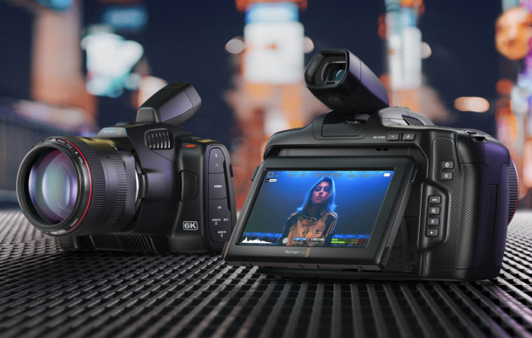 Neue Blackmagic Pocket Cinema Camera 6K Pro vorgestellt