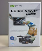 AVCCAM-Camcorder mit EDIUS Neo 2 Booster-Software
