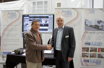 Broadcast Solutions vertreibt SLOMO.TV-Systeme