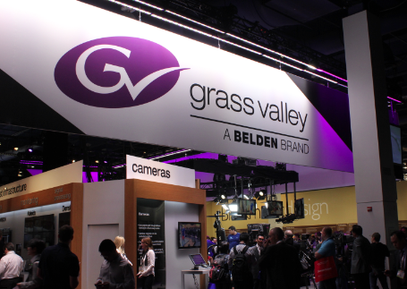 "Grass Valley ist ""Future Ready"""