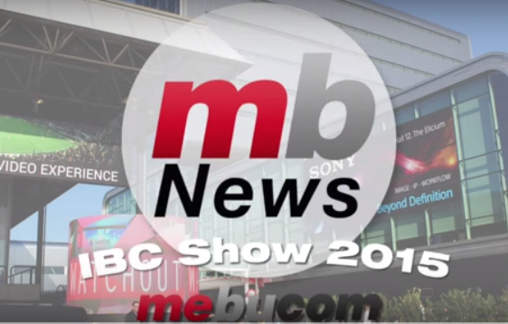 MB News Videos von der IBC 2015