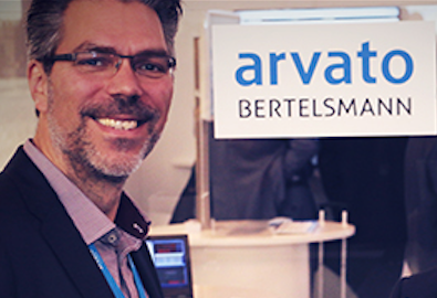Holger Noske, Vice President Broadcast Solutions bei arvato Systems