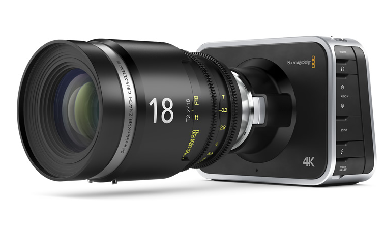 Blackmagic 4K-Cinema-Kamera