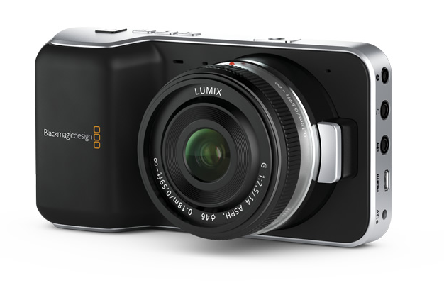 Blackmagic Cinema Pocket-Kamera