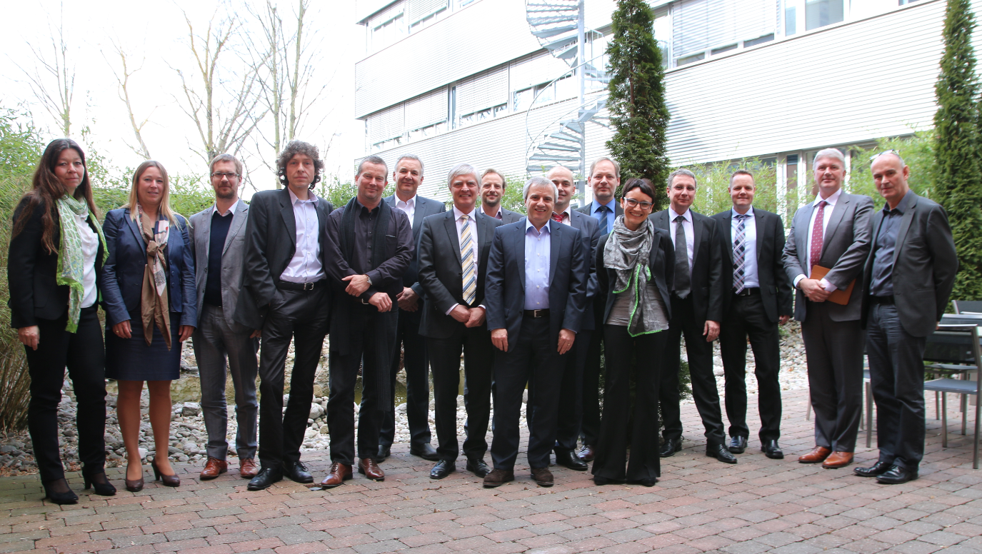 Executive Roundtable, MEDIEN BULLETIN und AVID Technology,